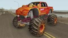 ROS Wild Beast for GTA San Andreas