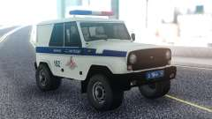 UAZ Hunter VAI for GTA San Andreas