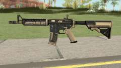 CS-GO M4A4 Desert Strike for GTA San Andreas