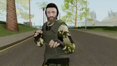 Skin Random 139 (Outfit Military) for GTA San Andreas