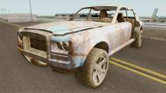 Rusty Enus Super Diamond GTA V