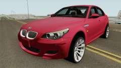 BMW M5 E60 HQ IVF for GTA San Andreas