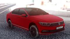 Volkswagen Passat B8 Red for GTA San Andreas