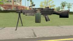 Insurgency MIC M249 for GTA San Andreas