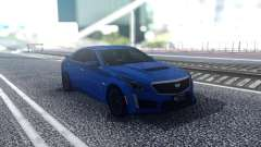 2016 Cadillac ATS-V Coupe Spy Shots for GTA San Andreas