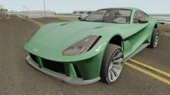 Grotti Itali GTO GTA V IVF High Quality for GTA San Andreas