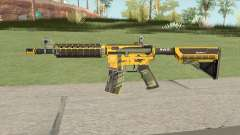 CS-GO M4A4 Buzzkill for GTA San Andreas
