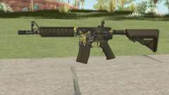 CS-GO M4A4 Zirka for GTA San Andreas