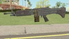 GTA Online Lowriders Combat MG for GTA San Andreas