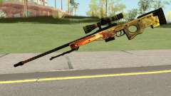 CSGO AWP Dragon Lore for GTA San Andreas