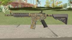 CS-GO M4A4 Modern Hunter for GTA San Andreas