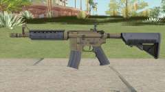 CS-GO M4A4 Tornado for GTA San Andreas