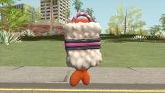 Sushi Backpack (Parachute)