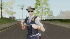 Special Force (SFPH) Police Eid for GTA San Andreas