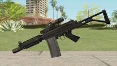 Tactical Assault Rifle for GTA San Andreas