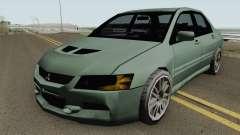 Mitsubishi Lancer Evolution IX (SA Style) for GTA San Andreas
