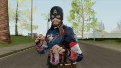 Skin Random 144 (Outfit Captain America) for GTA San Andreas