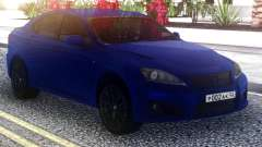 Lexus IS-F Stock for GTA San Andreas