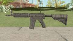 CS-GO M4A4 Faded Zebra for GTA San Andreas