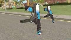Tec-9 Enforcer V4 for GTA San Andreas