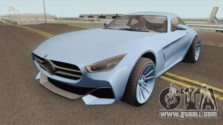 Benefactor Schlagen GT GTA V HQ for GTA San Andreas