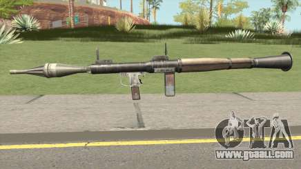 Insurgency MIC RPG-7 for GTA San Andreas