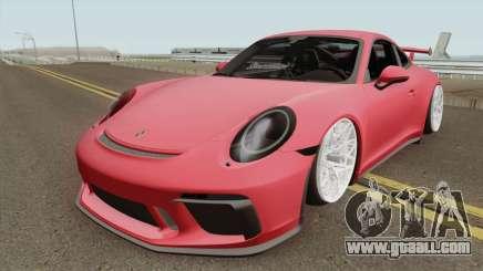 Porsche 911 4.0 2019 for GTA San Andreas