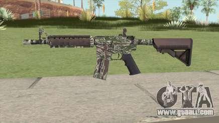 CS-GO M4A4 Jungle Tiger for GTA San Andreas