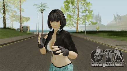 Momiji Sport Leggings for GTA San Andreas