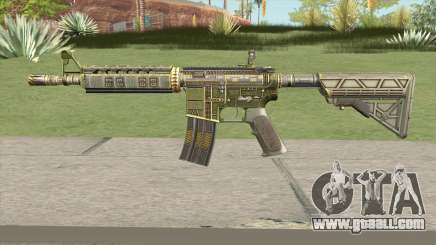CS-GO M4A4 The Battlestar for GTA San Andreas
