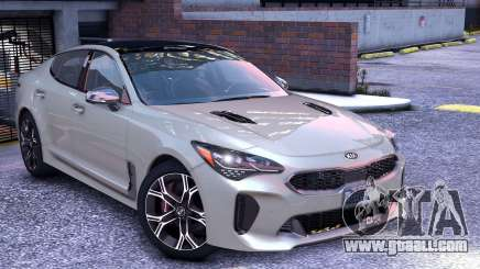 2018 Kia Stinger GT for GTA 5