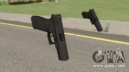 Battlefield 3 G17 for GTA San Andreas