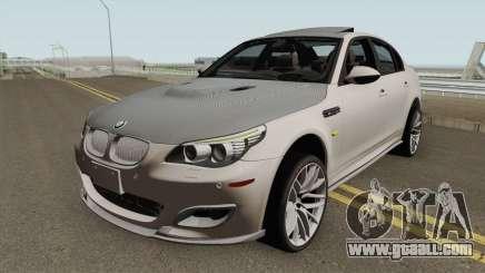 BMW M5 E60 PM for GTA San Andreas