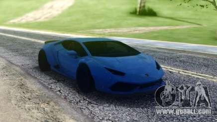 Lamborghini Huraсan for GTA San Andreas