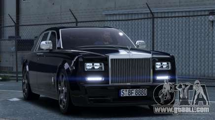 2014 Rolls-Royce Phantom (Add-on) 1.1 for GTA 5