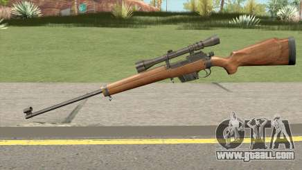 Insurgency MIC L42A1 for GTA San Andreas