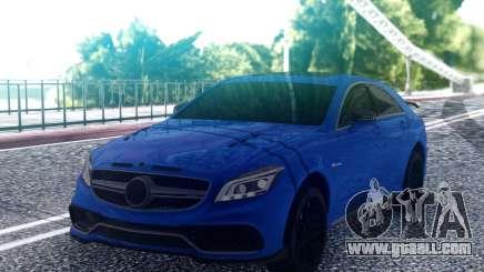 Mercedes-Benz CLS63 Sport for GTA San Andreas