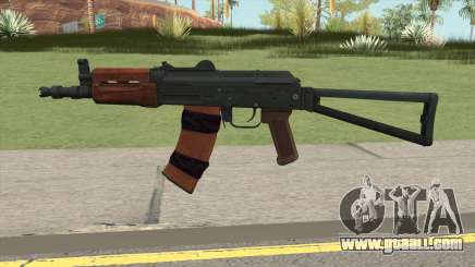 Battlefield 3 AKS74U for GTA San Andreas