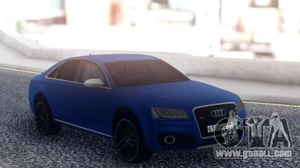 Audi S8 Sedan for GTA San Andreas