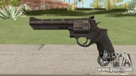 Battlefield 3 44 Magnum for GTA San Andreas