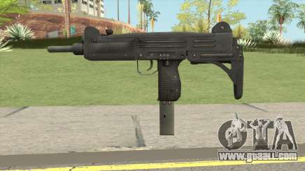 L4D1 UZI for GTA San Andreas