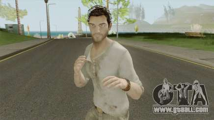 Nathan Drake From Uncharted 3 for GTA San Andreas