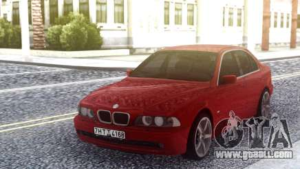 BMW 525i 5-Speed 2003 for GTA San Andreas