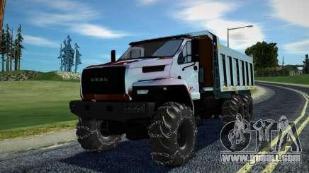 Ural Next Dump Truck LPcars for GTA San Andreas