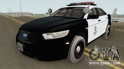 Ford Taurus Police Interceptor LAPD 2015 for GTA San Andreas