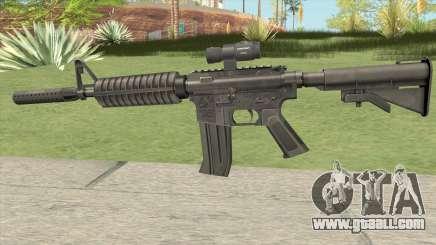 Assault Rifle GTA Online for GTA San Andreas