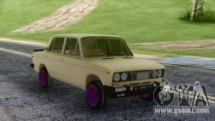 VAZ 2106 Russian Drift for GTA San Andreas