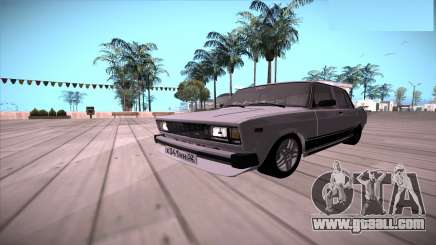 VAZ 2105 Tuning for GTA San Andreas