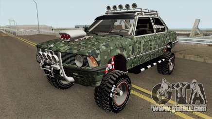 BMW 316i Tuning Offroad for GTA San Andreas