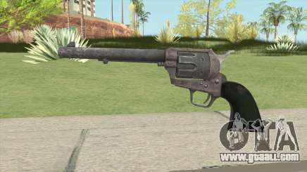Revolver V1 for GTA San Andreas